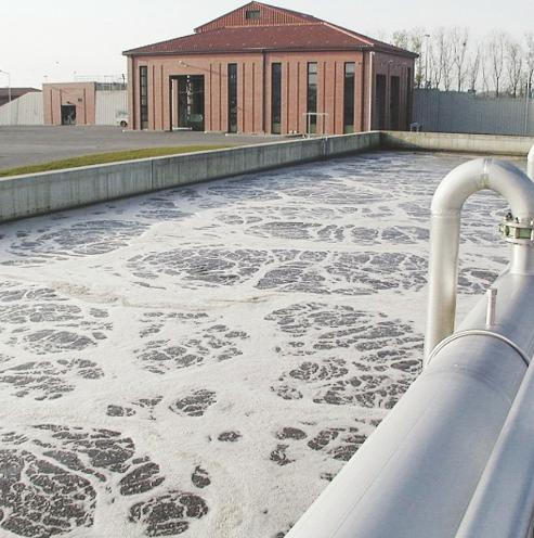 Зимняя аэрация воды