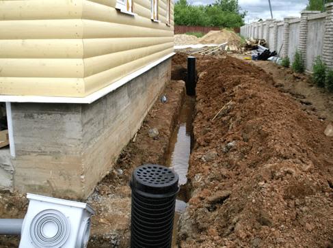 Шахты для отвода газов в домашней системе аэрации