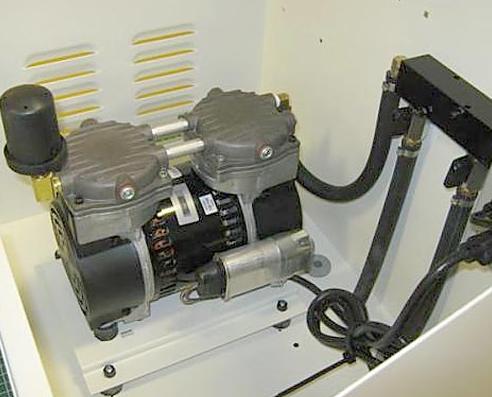 Воздушный компрессор для аэрации