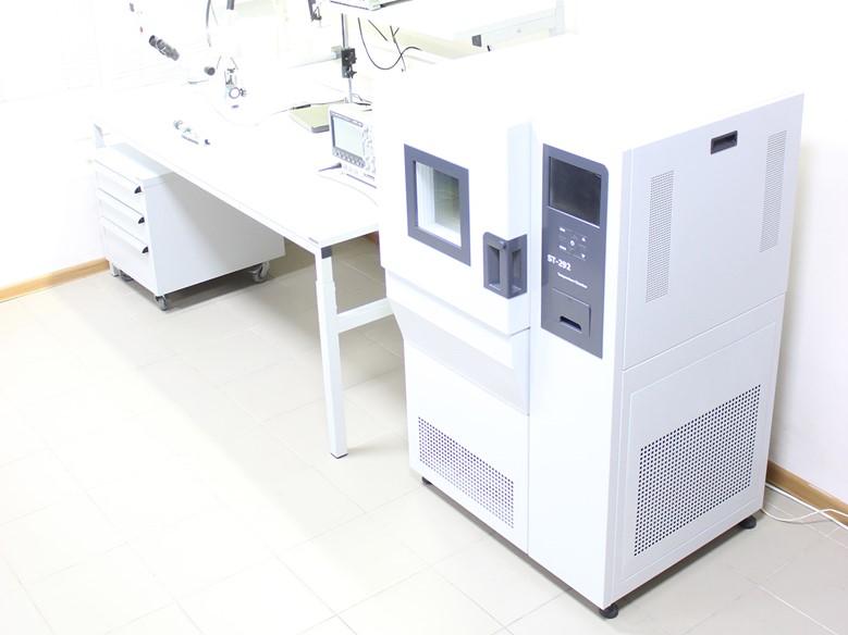 Современные испытательные камеры, оборудованные автоматикой