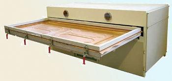 Мембранно-вакуумный пресс для фасадов МДФ MTA-2500