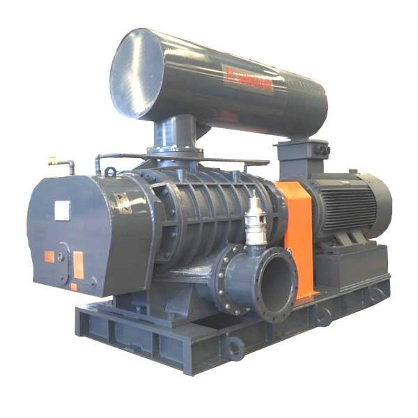 Воздуходувка Рутса для сжатия и подачи воздуха и газов
