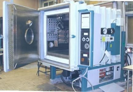 Вакуумная камера для исследований