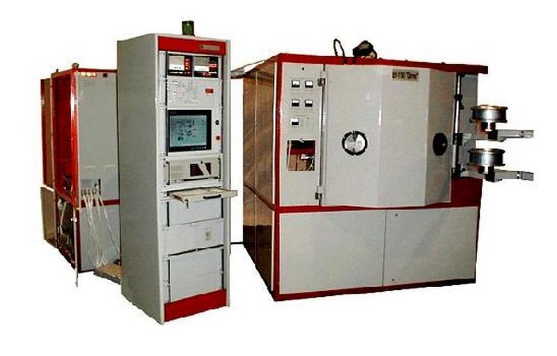 Установка вакуумной металлизации