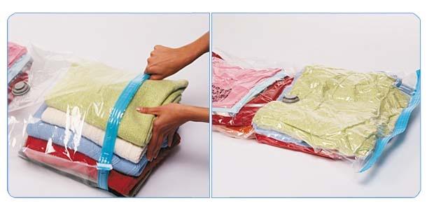 Вакуумные пакеты для хранения одежды, размер 130х60