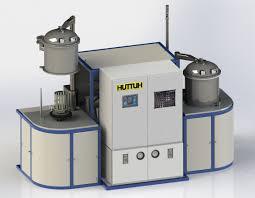 Водородная электропечь с номинальной температурой 2200 градусов