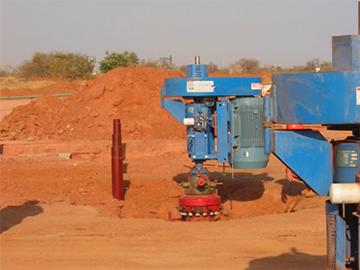 Штанговый винтовой насос для добычи легкой нефти