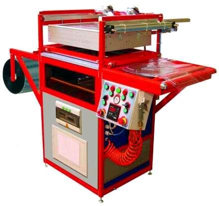 Агрегат для вакуумной формовки