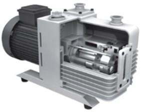 Насос HBP 4.5Д вакуумный, пластинчато-роторный