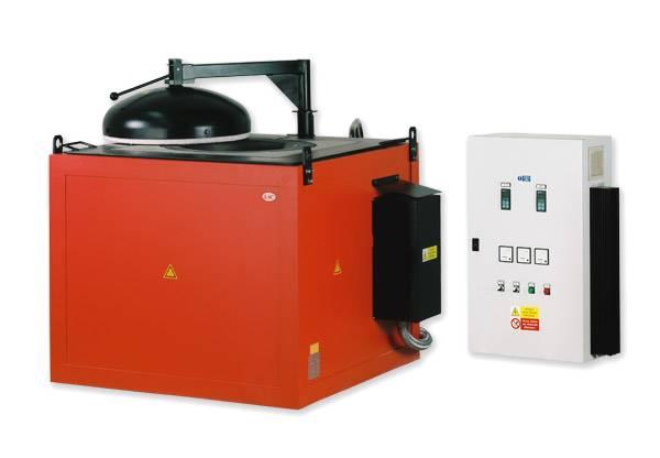 Лабораторная термическая вакуумная печь