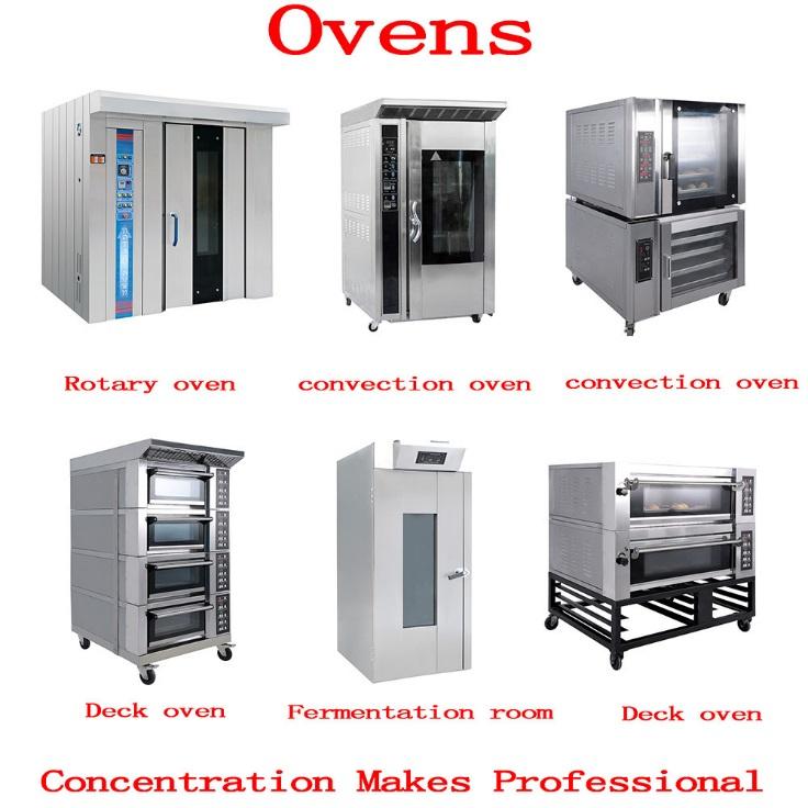 Разные модификации печей для выпечки компании Ovens