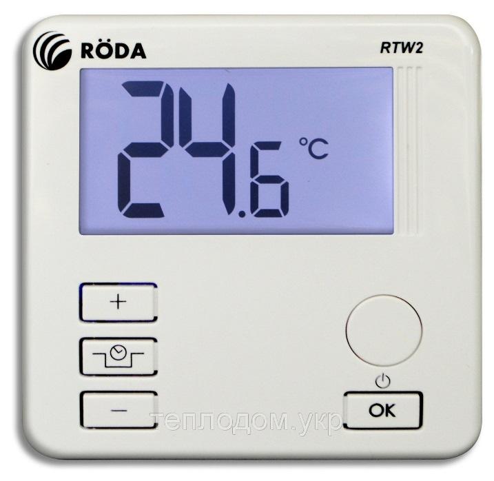 Стандартный электронный термостат