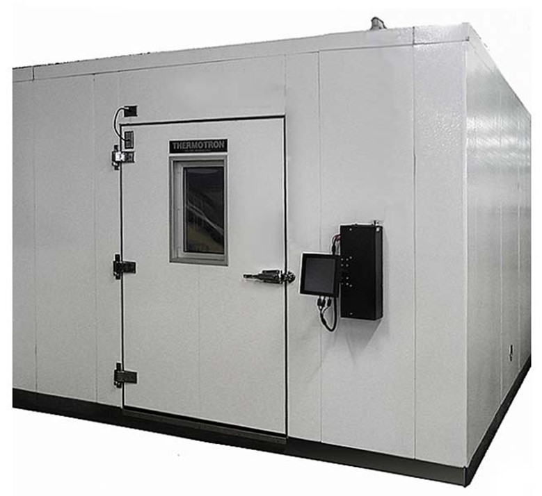 Холодильный испытательный агрегат