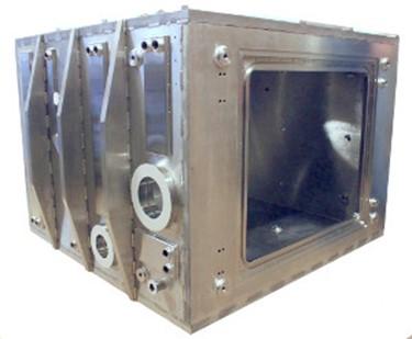 Вакуумная камера дегазации на 100 литров