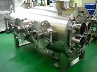 Промышленная камера для дегазации