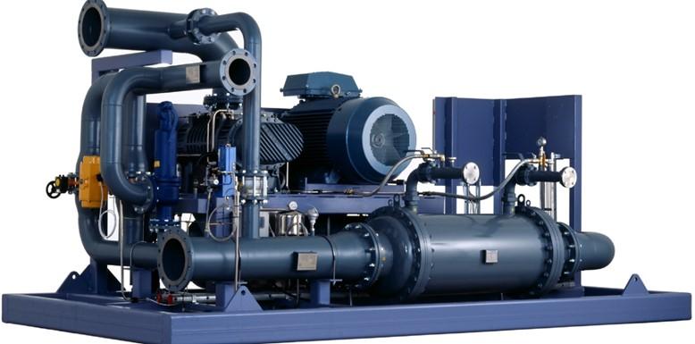 Промышленная вакуумная система для нагнетания газового потока